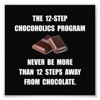 Chocoholics Impressão De Foto