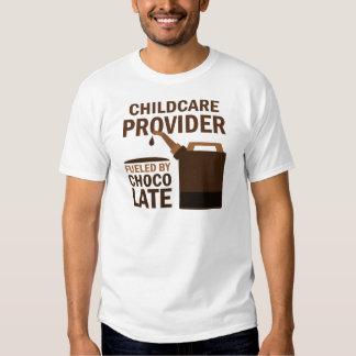 Chocolate do presente do fornecedor da t-shirt