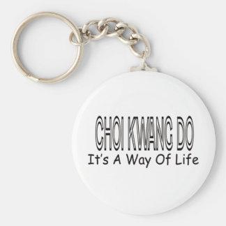 Choi que Kwang o faz é um modo de vida Chaveiro
