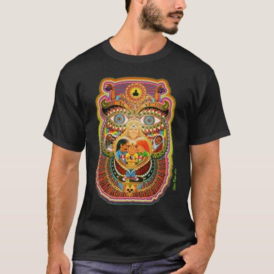 Chris Dyer Art Camiseta