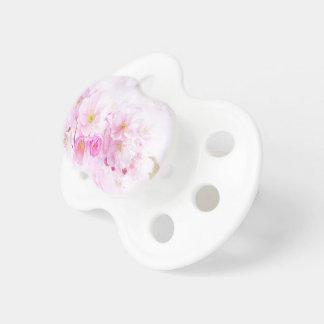 Chupeta 418 florais delicados
