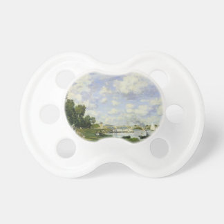 Chupeta A bacia em Argenteuil - Claude Monet