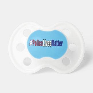 Chupeta # a polícia vive matéria
