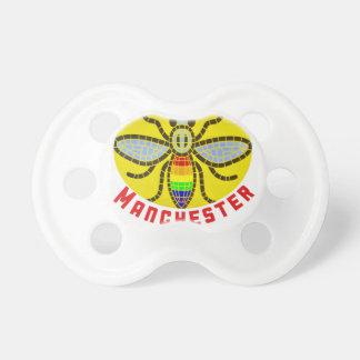 Chupeta Abelha de Manchester