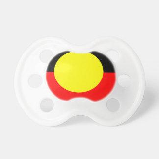 Chupeta Aborígene-Bandeira