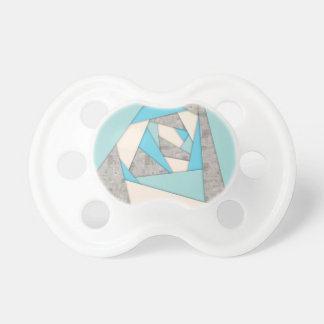Chupeta Abstrato geométrico das formas