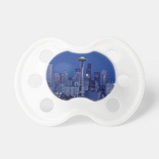 Chupeta Agulha do centro maravilhosa do espaço de Seattle