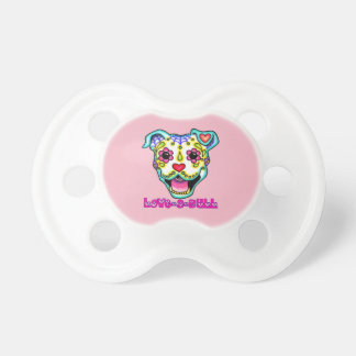 Chupeta AME um Pacifier do bebê de Bull