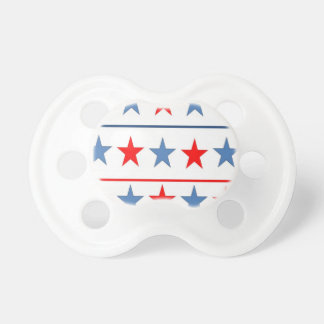 Chupeta americano-bandeira-estrela-fundo
