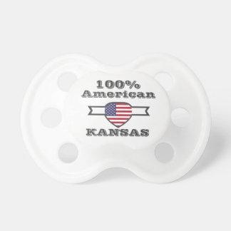 Chupeta Americano de 100%, Kansas