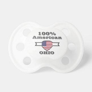 Chupeta Americano de 100%, Ohio