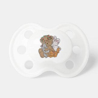 Chupeta Anjo do urso com gatinhos