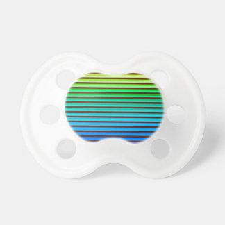 Chupeta arco-íris do fundo v