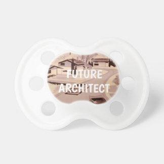 Chupeta Arquiteto futuro - arquitetura moderna do