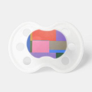 Chupeta Arte moderna/Mondrian