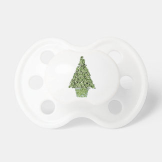 Chupeta Árvore de Natal