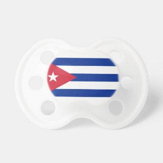 Chupeta Baixo custo! Bandeira de Cuba