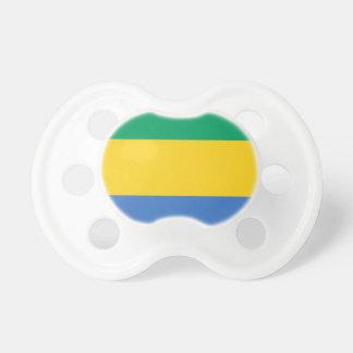 Chupeta Baixo custo! Bandeira de Gabon