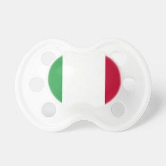 Chupeta Baixo custo! Bandeira de Italia