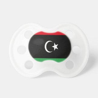 Chupeta Baixo custo! Bandeira de Líbia