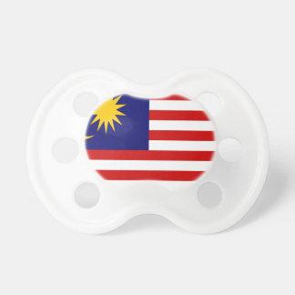 Chupeta Baixo custo! Bandeira de Malaysia