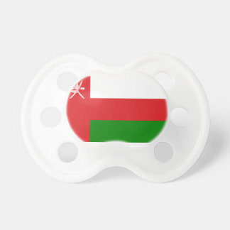 Chupeta Baixo custo! Bandeira de Oman