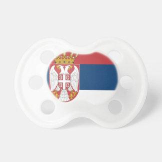 Chupeta Baixo custo! Bandeira de Serbia