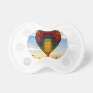 Chupeta Balão de ar quente