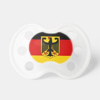 Chupeta Bandeira alemão
