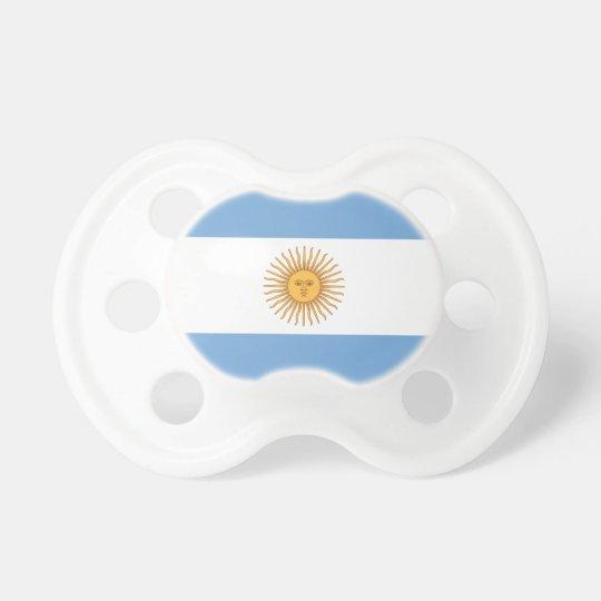 Chupeta Bandeira Argentina