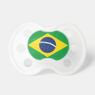 Chupeta Bandeira brasileira