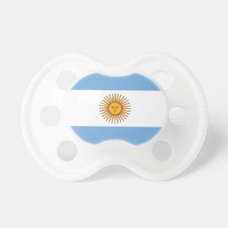 Chupeta Bandeira de Argentina - bandera de Argentina