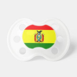 Chupeta Bandeira de Bolívia