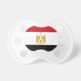 Chupeta Bandeira de Egipto - علممصر - bandeira egípcia