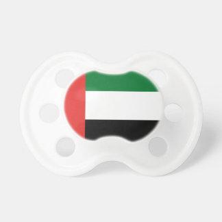 Chupeta Bandeira de Emiradosarabes