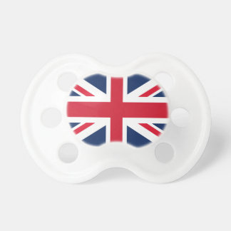 Chupeta Bandeira de Inglaterra