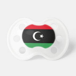 Chupeta Bandeira de Líbia