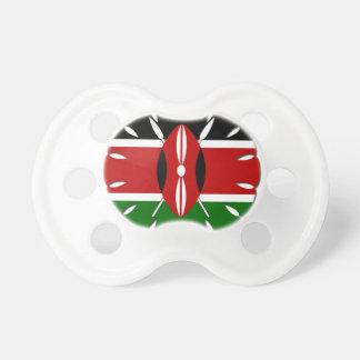 Chupeta Bandeira do Kenyan de Jambo