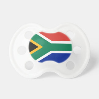 Chupeta Bandeira nacional do mundo de África do Sul