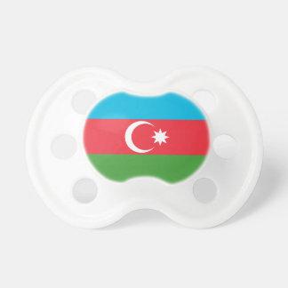 Chupeta Bandeira nacional do mundo de Azerbaijan
