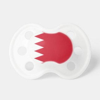 Chupeta Bandeira nacional do mundo de Barém