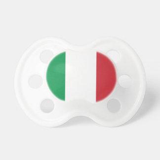 Chupeta Bandeira nacional do mundo de Italia