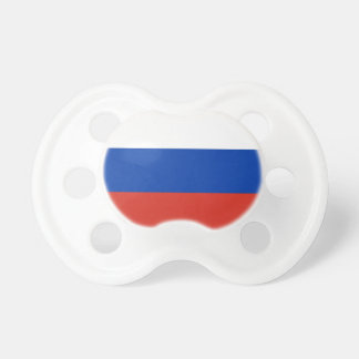 Chupeta Bandeira nacional do mundo de Rússia