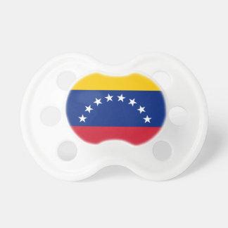 Chupeta Bandeira venezuelana - bandeira de Venezuela -