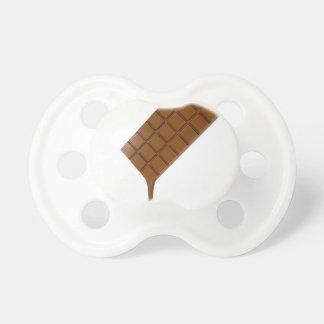 Chupeta Bar de chocolate derretido