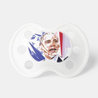 Chupeta Barack Obama
