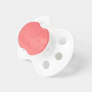 Chupeta Bebê cor-de-rosa