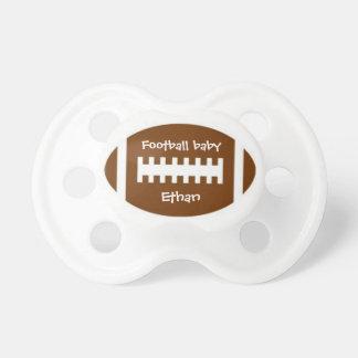 Chupeta Bebê do futebol 0-6 meses de Pacifier de