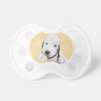 Chupeta Bedlington Terrier 2