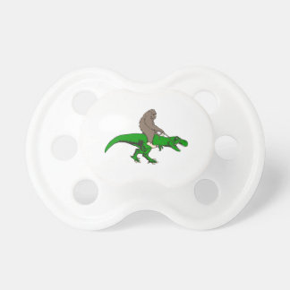 Chupeta Bigfoot que monta T Rex